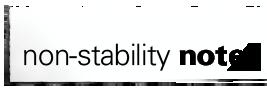 Non-Stability