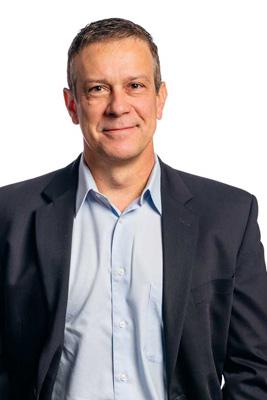 Greg Rhead, VP of Quality and Regulatory